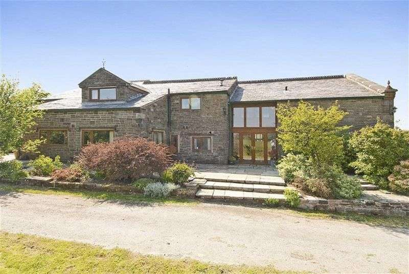 5 Bedrooms Detached House for sale in Broadhead Road, Bolton