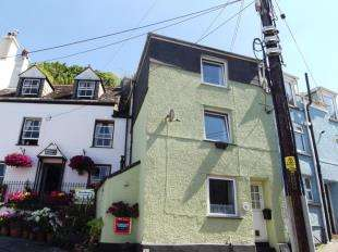 2 Bedrooms Terraced House for sale in Looe, Cornwall