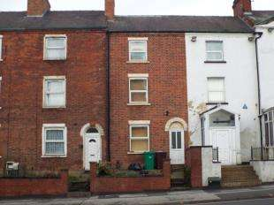 3 Bedrooms Terraced House for sale in Alfreton Road, Radford, Nottinghamshire