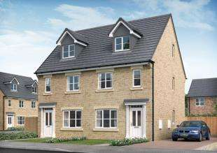 3 Bedrooms Town House for sale in Wheatlands Chase, Redcar Lane, Teeside