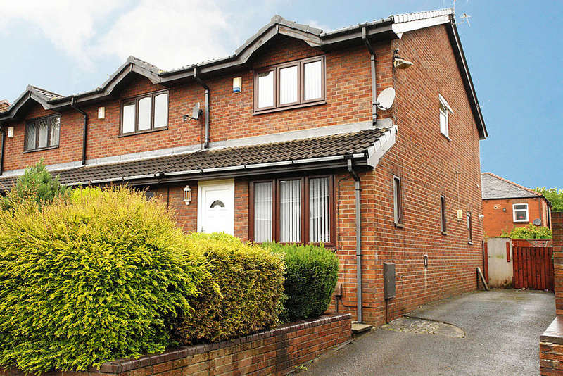 3 Bedrooms Town House for sale in 239 Milne Street, Chadderton, Oldham