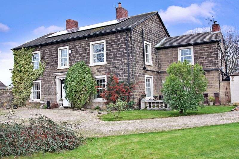 6 Bedrooms Detached House for sale in The Manor House, Cridling Stubbs