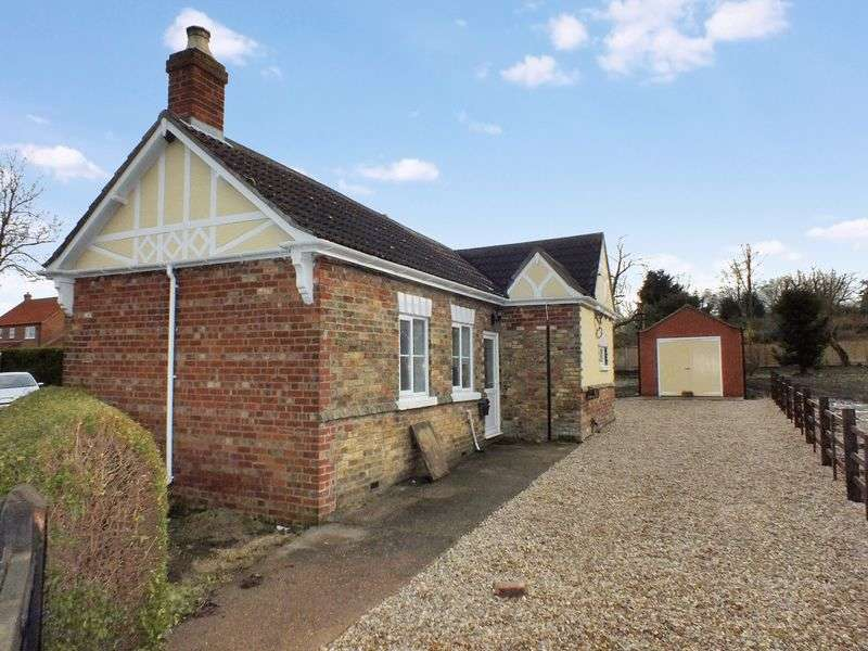 3 Bedrooms Detached Bungalow for sale in Ford Way, Goulceby