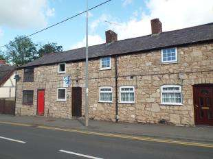 2 Bedrooms Terraced House for sale in Rhos Street, Ruthin, Denbighshire, LL15