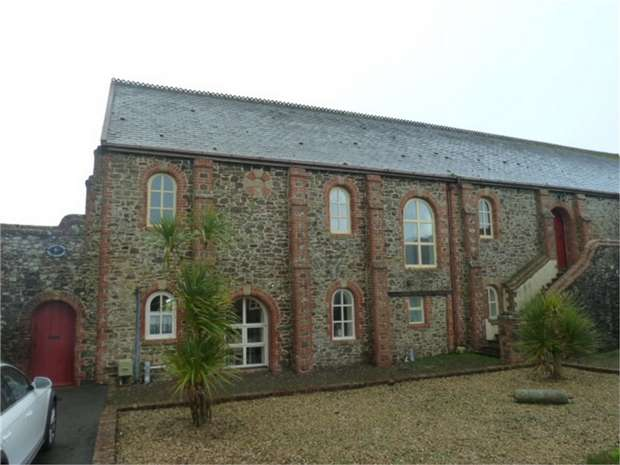 3 Bedrooms Flat for sale in Highford Farm, The Granary, Higher Clovelly, Bideford, Devon
