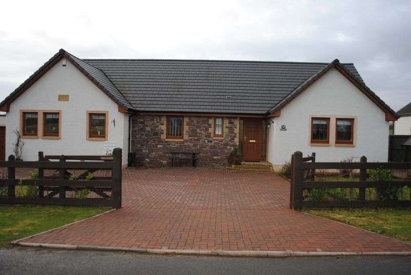 4 Bedrooms Detached Bungalow for sale in Langford, Broadfield Road, Symington, Biggar