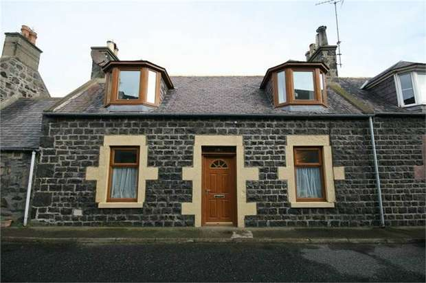 2 Bedrooms Terraced House for sale in West Skene Street, Macduff, Aberdeenshire