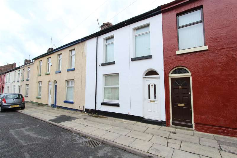 3 Bedrooms Terraced House for sale in Goschen Street, Old Swan, Liverpool