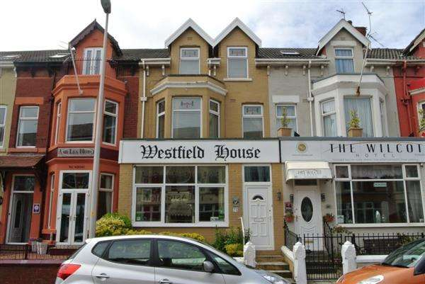 7 Bedrooms Hotel Commercial for sale in Lord Street, Blackpool