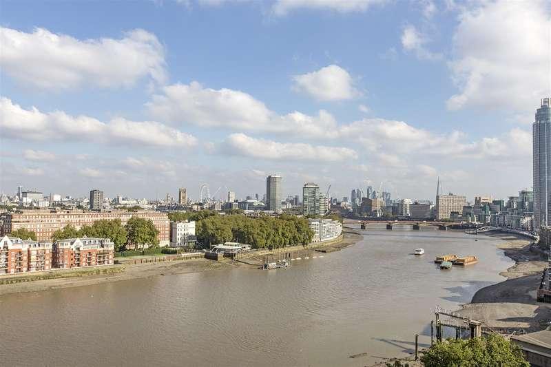 2 Bedrooms Flat for sale in 3 Riverlight Quay, Nine Elms, London SW8