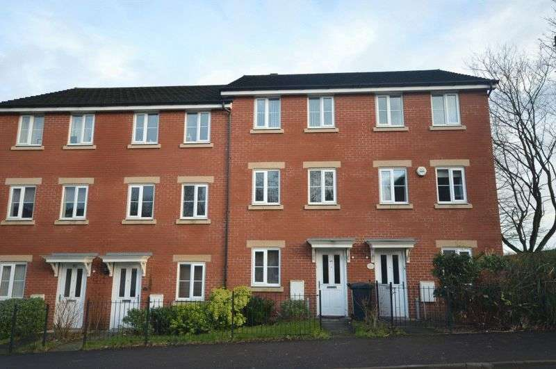 4 Bedrooms Terraced House for sale in Roman Way, Caerleon