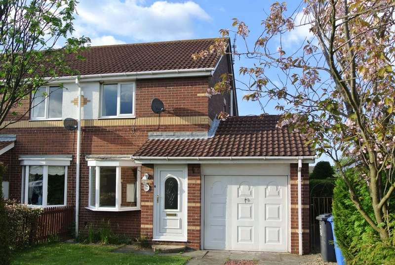 2 Bedrooms House for sale in Lintonburn Park, Widdrington, Morpeth
