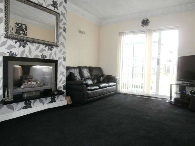 3 Bedrooms Semi Detached House for sale in Melbourne Road, Bolton, BL3