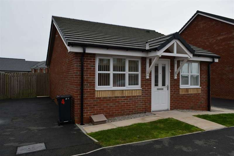 2 Bedrooms Property for sale in St James Gardens, Barrow In Furness, Cumbria