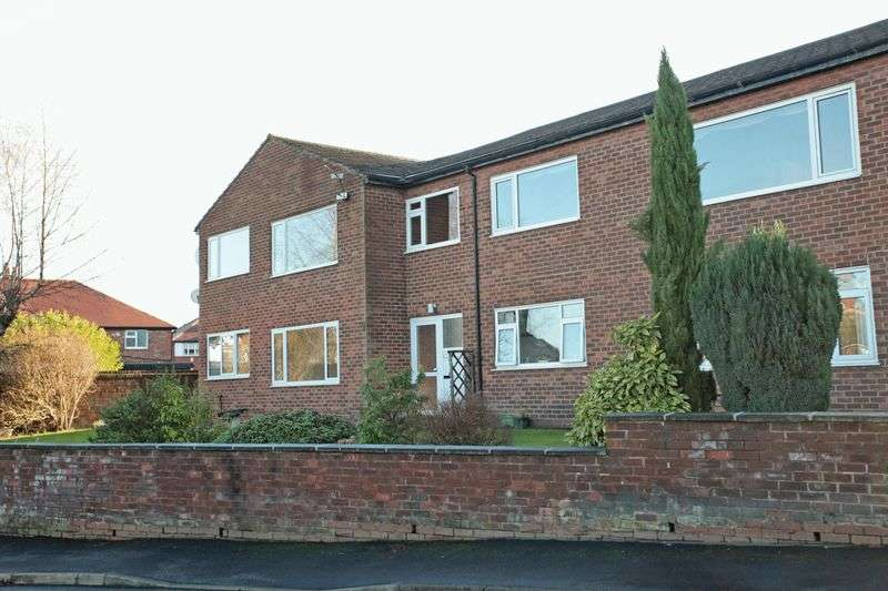 2 Bedrooms Flat for sale in Hale Green Court, Hillside Road, Hale