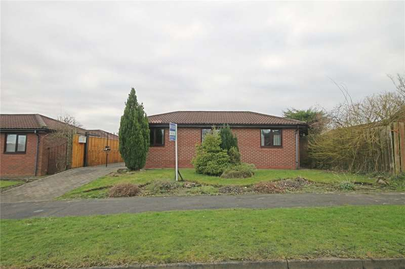 3 Bedrooms Detached Bungalow for sale in Stag Lane, Woodham, County Durham, DL5