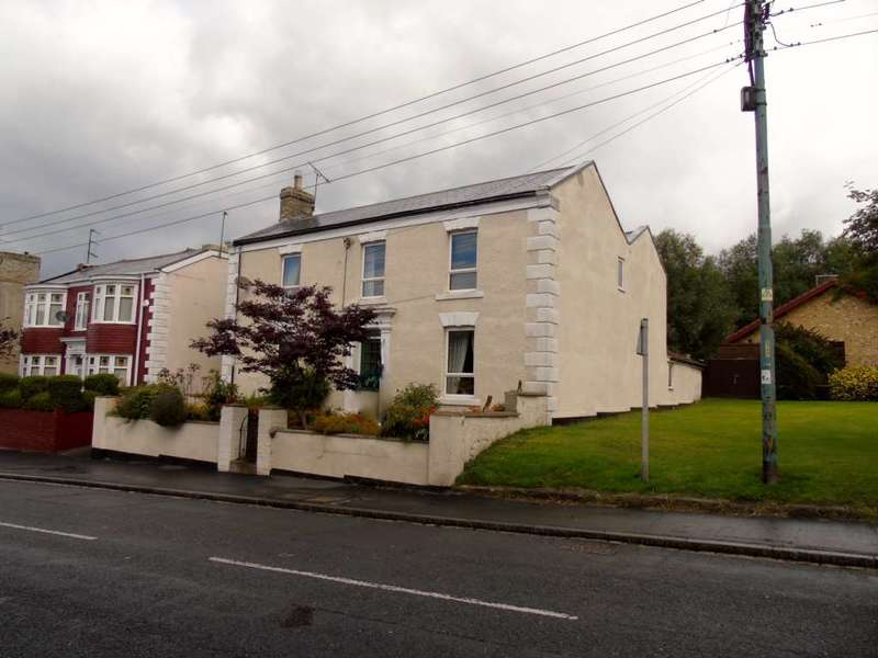 4 Bedrooms Detached House for sale in Wheatbottom, Crook