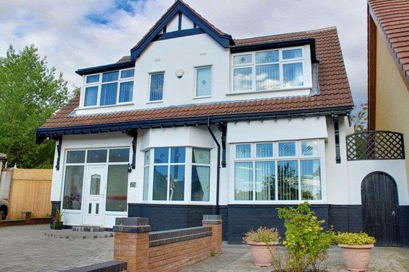 3 Bedrooms Detached House for sale in Druids Cross Gardens, Calderstones, Liverpool, L18