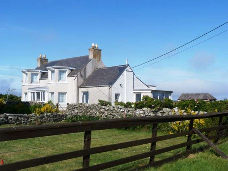 3 Bedrooms Detached House for sale in Brue, Isle Of Lewis