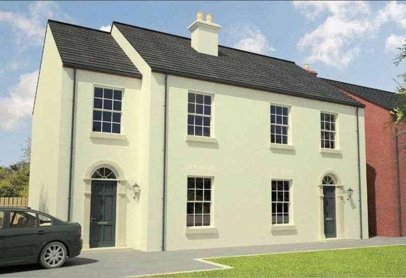 3 Bedrooms Semi Detached House for sale in Church Meadows, Portadown