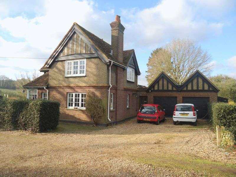 3 Bedrooms Detached House for sale in Dagnall Road, Hemel Hempstead