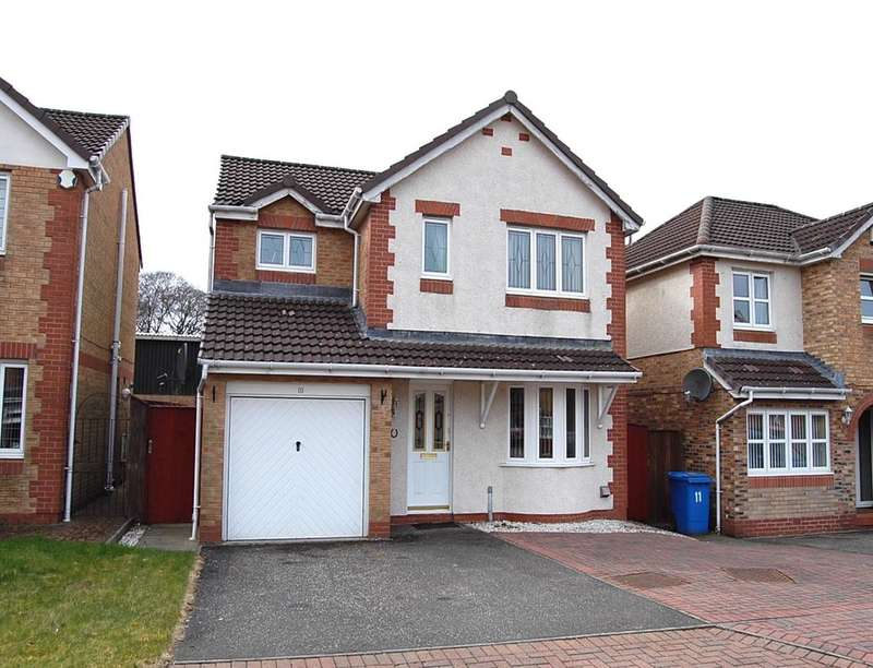 3 Bedrooms Detached House for sale in Ross Way, Livingston, EH54