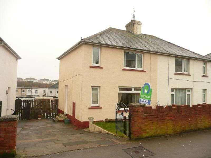 3 Bedrooms Semi Detached House for sale in Poole Road, Salterbeck, Workington, CA14