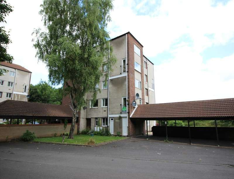 2 Bedrooms Flat for sale in Cowdrey House St. Johns Green, North Shields, NE29