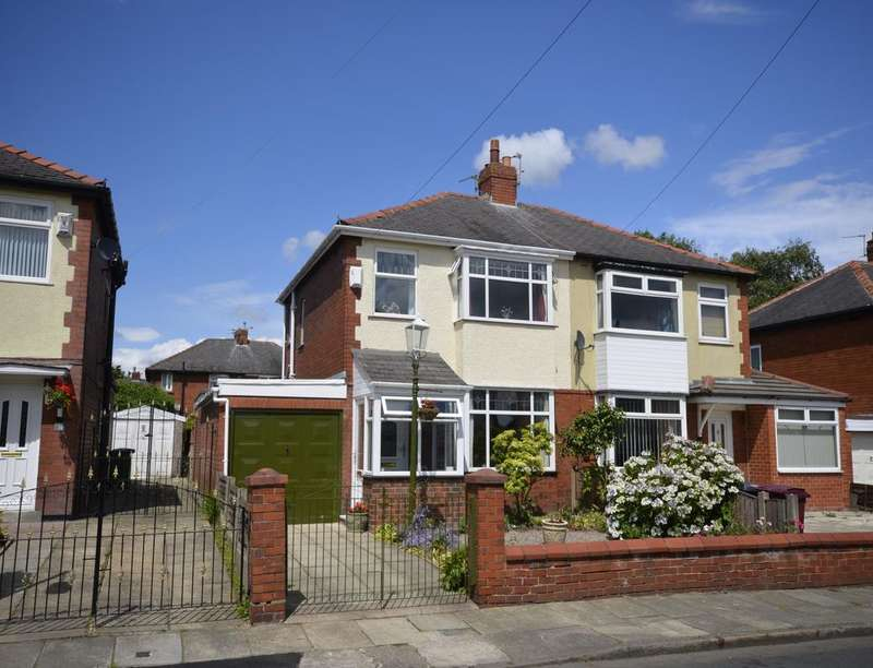 3 Bedrooms Semi Detached House for sale in Avondale Road, Farnworth, Bolton, BL4