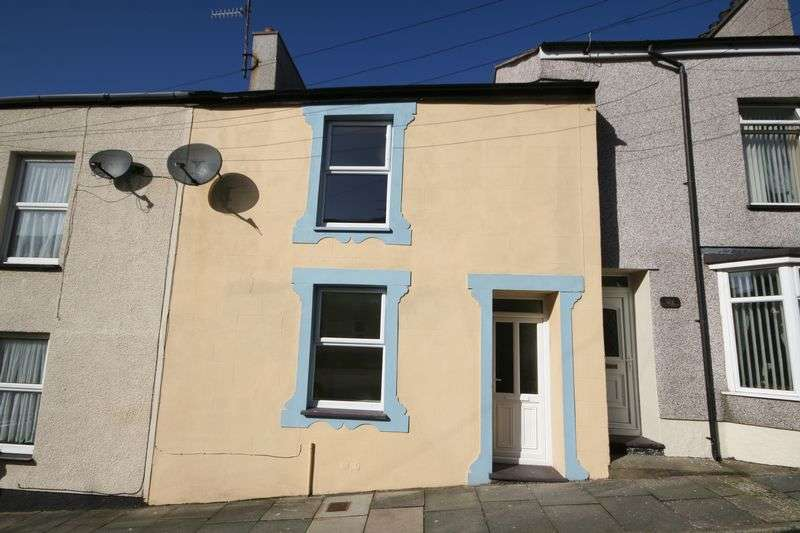2 Bedrooms Terraced House for sale in Gilbert Street, Holyhead