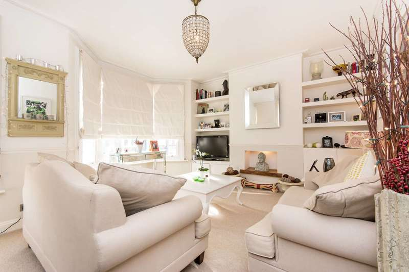 1 Bedroom Flat for sale in Ashburnham Road, Kensal Rise, NW10