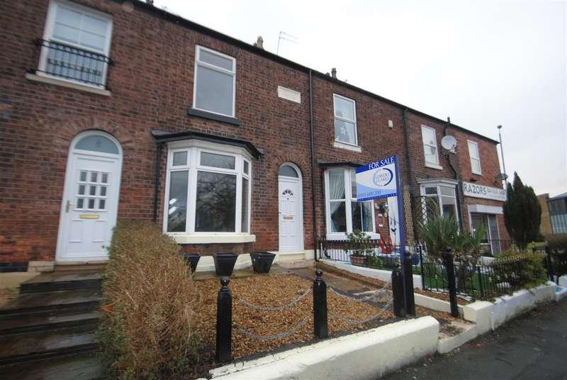 2 Bedrooms Property for sale in Wash Lane, Latchford, WARRINGTON, WA4