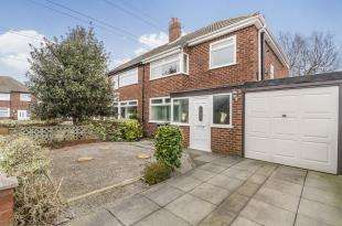 3 Bedrooms Semi Detached House for sale in Ladycroft Close, Woolston, Warrington, Cheshire