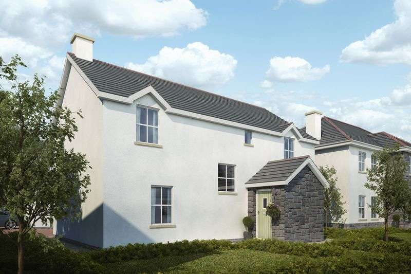 4 Bedrooms Detached House for sale in Plot 4, Green Meadows Park, Tenby