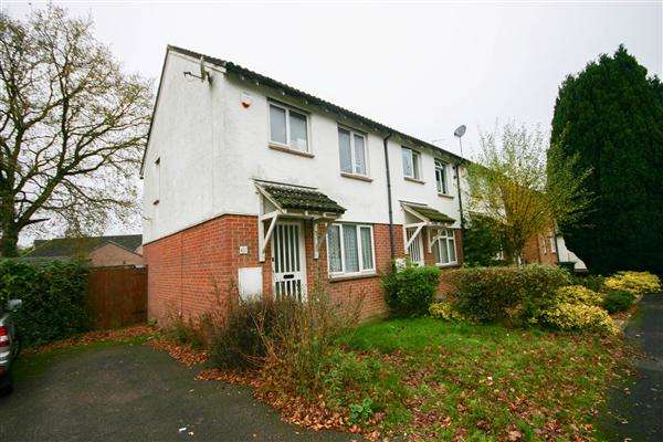 3 Bedrooms End Of Terrace House for sale in Torridge Gardens, Southampton