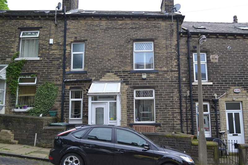 3 Bedrooms Terraced House for sale in Wensley Bank West, Thornton, Bradford