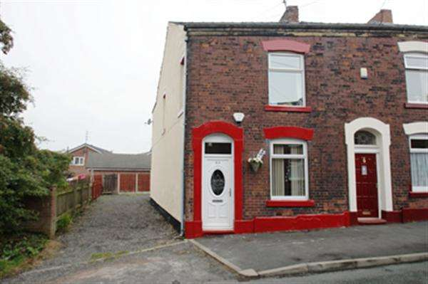 2 Bedrooms Terraced House for sale in Cobden Street, Waterhead