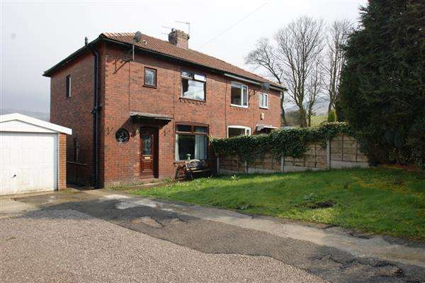 3 Bedrooms Semi Detached House for sale in Dacres Road, Greenfield