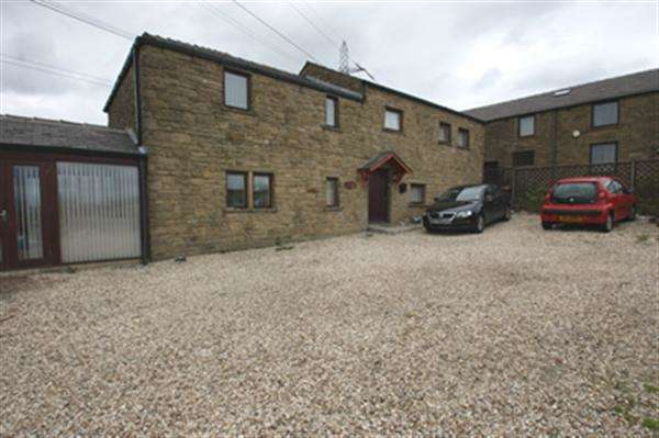 3 Bedrooms Detached House for sale in Blunderhall Farm, Scouthead