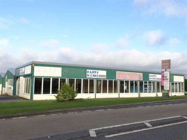 Commercial Property for sale in Slebech Retail/Business Park, Nr Haverfordwest