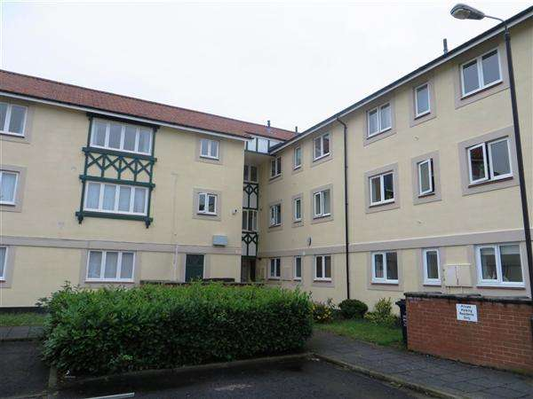2 Bedrooms Flat for sale in Ambergate Close, Newcastle upon Tyne