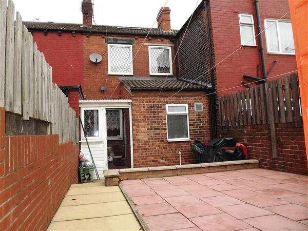 3 Bedrooms Terraced House for sale in Victoria Street, Hemsworth
