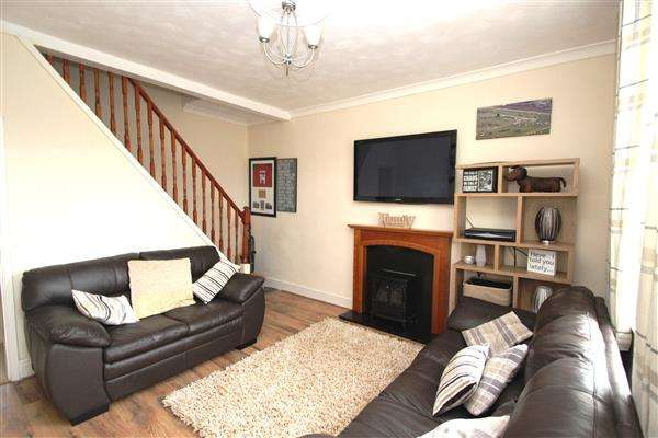 4 Bedrooms Terraced House for sale in Westfield Road, Hemsworth