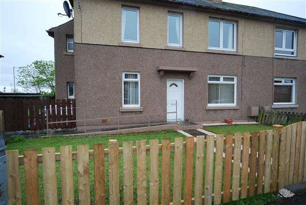 2 Bedrooms Flat for sale in McKinlay Crescent, Irvine