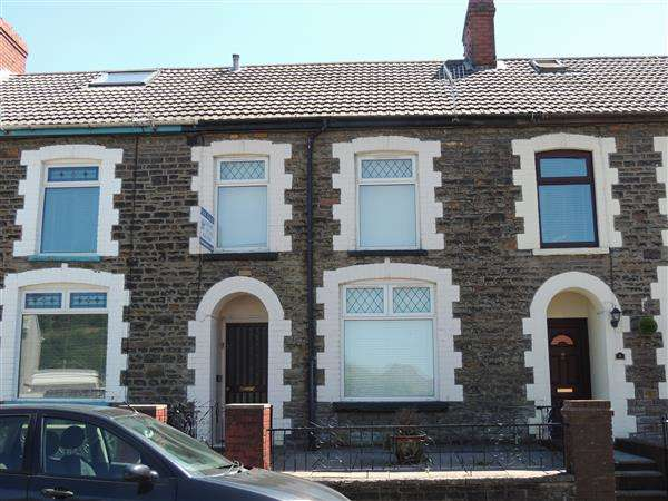 2 Bedrooms Terraced House for sale in Rickards Street, Glynfach, Porth