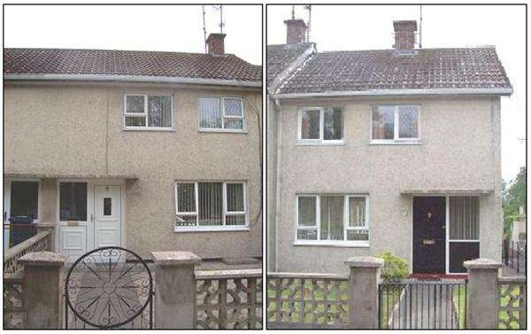 Terraced House for sale in 5 & 6 Factory Road
