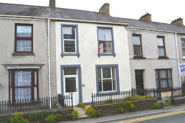 3 Bedrooms Terraced House for sale in Francis Terrace, Carmarthen