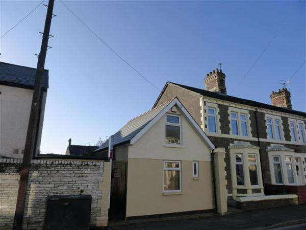 1 Bedroom Property for sale in Habershon Street, Cardiff