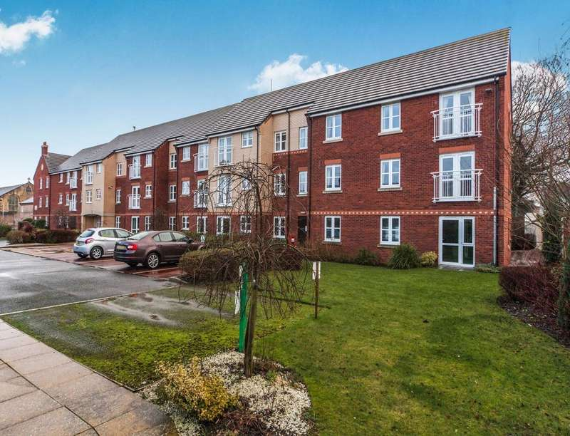 2 Bedrooms Flat for sale in Fairweather Court, Darlington, DL3