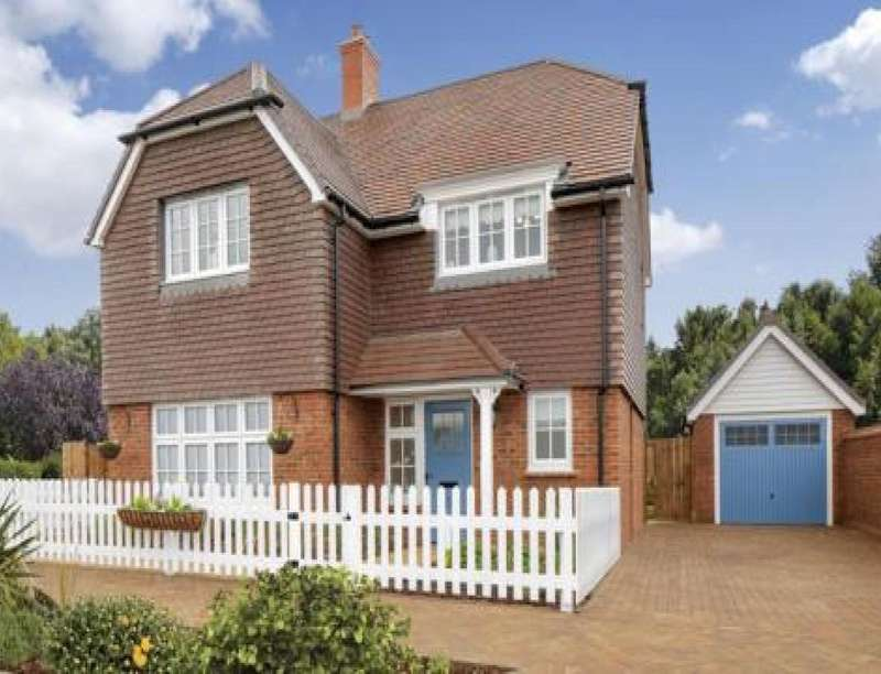 4 Bedrooms Detached House for sale in The Cambridge Goudhurst Road, Marden, Tonbridge, TN12